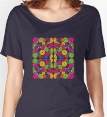 Bubblegum Quartet Women's Relaxed Fit T-Shirt