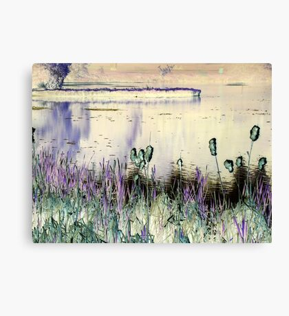 Callendar Park Impressions featured in Country Bumpkin Canvas Print