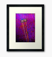 Grover Crying Framed Print
