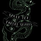 tunnel snakes v1 by thehellagatsby