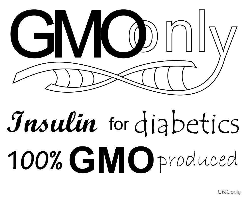 GMO Insulin B by GMOonly