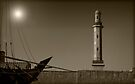 Minaret by Vince Russell