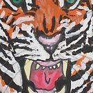 Tiger by creationsbygena