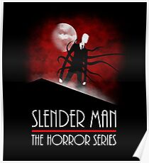 The horror series Poster