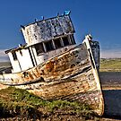 A Stately Wreck by Justin Baer