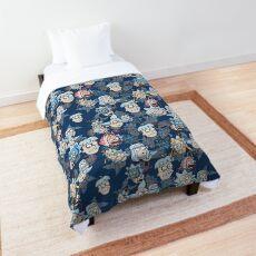 Rick Sanchez Head Pattern  Comforter