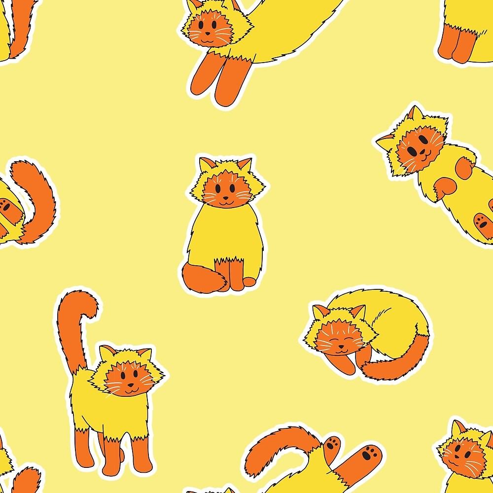 Potya Pattern by PineappleTeaCat