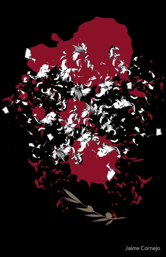 UNNAMED Someone shut the Peace Dove by Jaime Cornejo