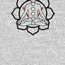Lotus Meditation Man by savesarah