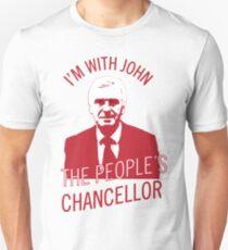 John McDonnell - People's Chancellor T-Shirt Unisex T-Shirt