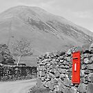 The Antique Post Box by mikebov