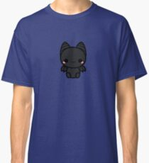 Cute spooky bat Classic T-Shirt