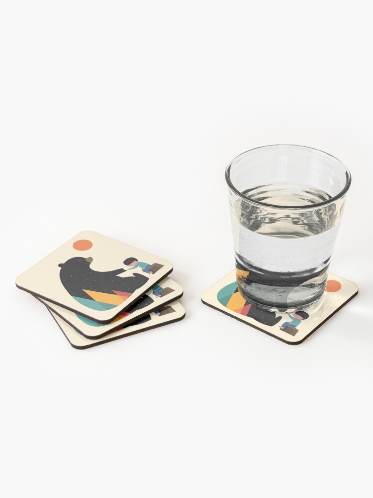 Alternate view of Promise Coasters (Set of 4)