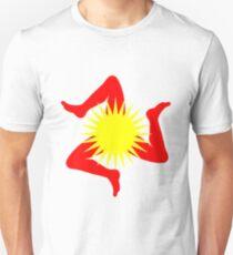 Triscele Sun Unisex T-Shirt