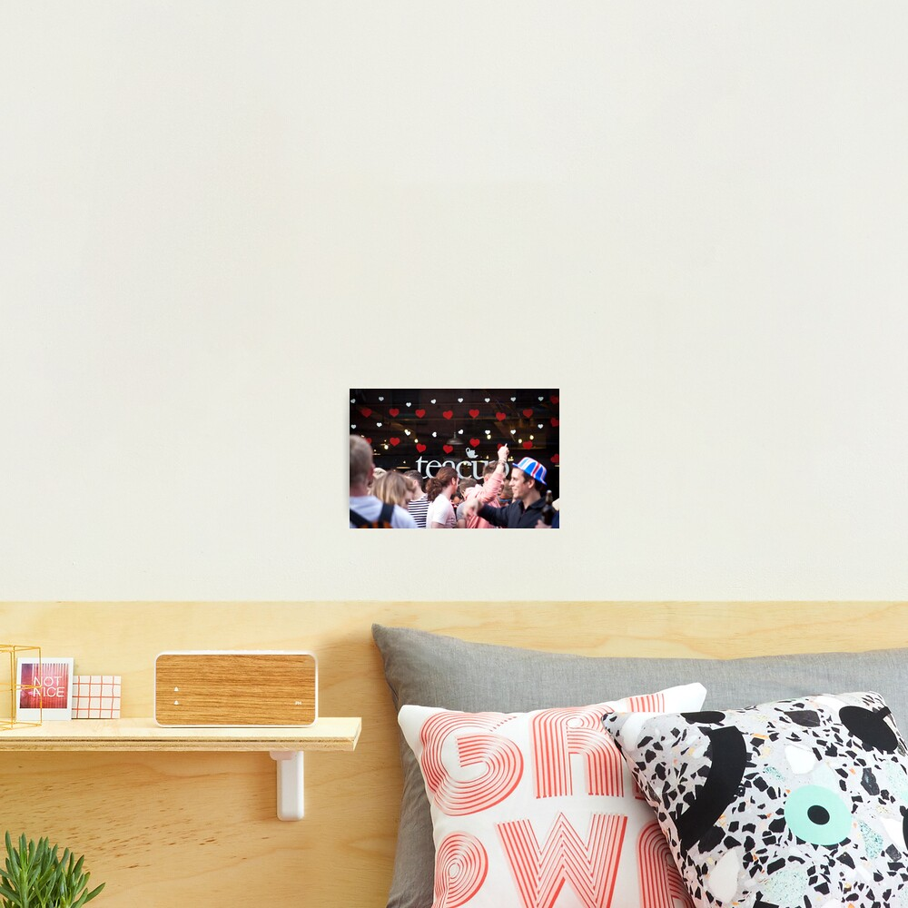 The Teacup institution Photographic Print