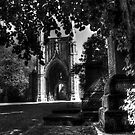 The Chapel First View - Nunhead by Victoria limerick