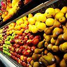 I <3 Fruit  by DearMsWildOne