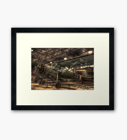 MS.505 Criquet G-BIRW Framed Print