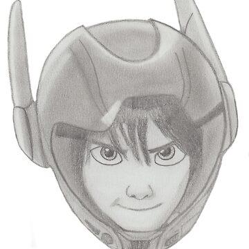 Hiro (Big Hero 6) by Heat55wade