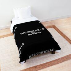 Halton Hills Ontario Comforter