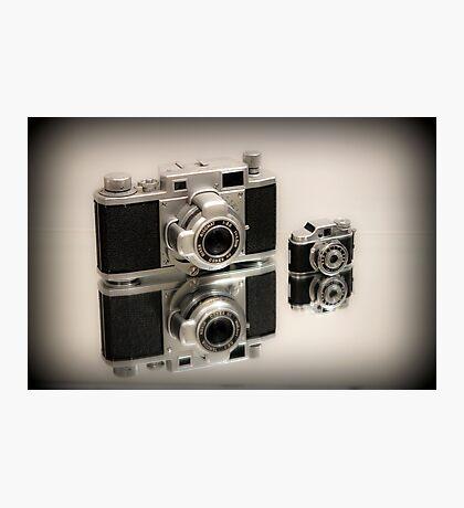 Mini Me Photographic Print