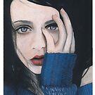 Got the blues... by Danielle Visser