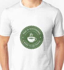 Tea Quote T-Shirt