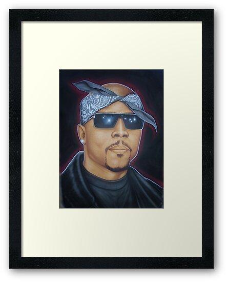 Nate Dogg Tribute by Bilistik Art