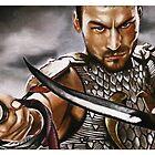 Spartacus by Danielle Visser
