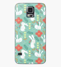 Kaninchen Saison Hülle & Klebefolie für Samsung Galaxy