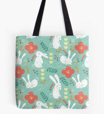 Rabbit Season Tote Bag