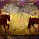 The carousel by Jenny Wood