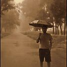 MONSOON WALK by manumint
