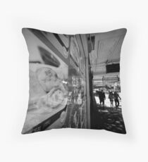 $7.80 Special with Soy Sauce Throw Pillow