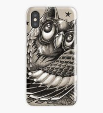 Decorative Owl iPhone Case/Skin