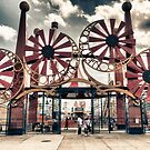 Coney Island by Chris Muscat