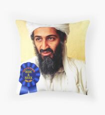 Hide & Seek Champion Throw Pillow