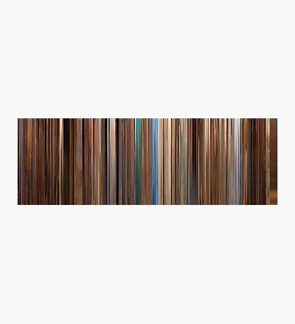 Moviebarcode: The Life Aquatic with Steve Zissou (2004) Photographic Print
