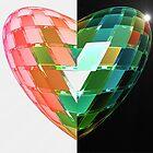Heart of Glass Portals  (UF0280) von barrowda
