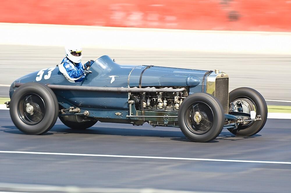 Hispano Delage 500CV by Willie Jackson