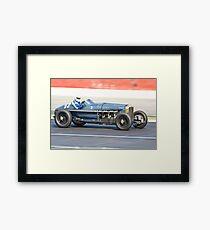 Hispano Delage 500CV Framed Print