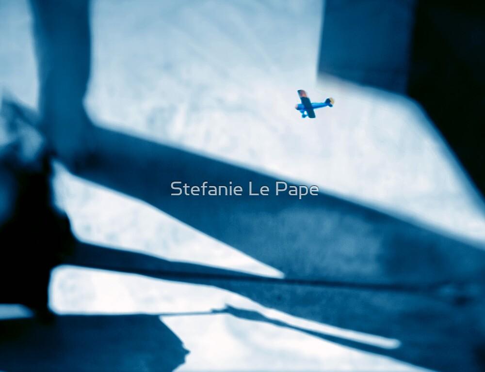 toy stories come dusk by Stefanie Le Pape