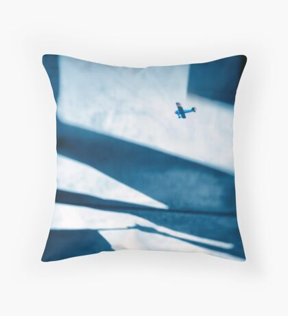 toy stories come dusk Throw Pillow