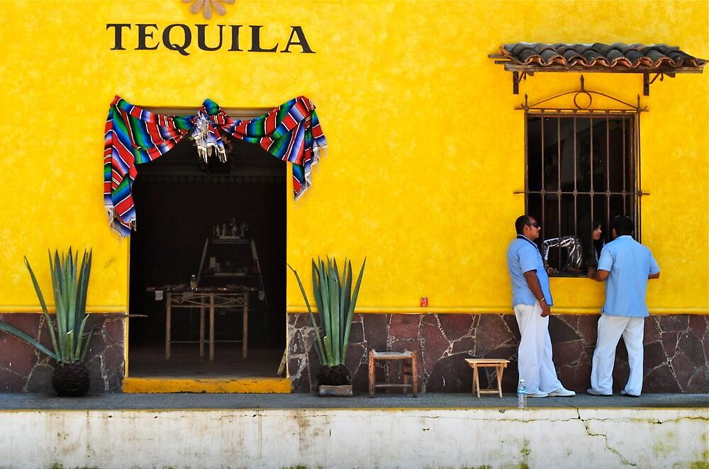 tequila by richard  webb