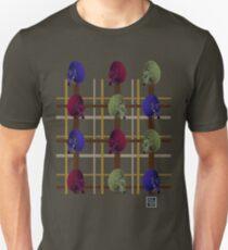 """Very Large Array Plaid - FALL""© T-Shirt"