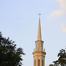 Steeple by Laurie Perry