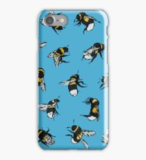 Garden Bumblebees iPhone Case/Skin