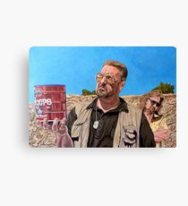 He Was One Of Us Canvas Print