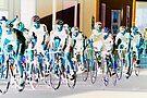 Cycling by Vicki Pelham