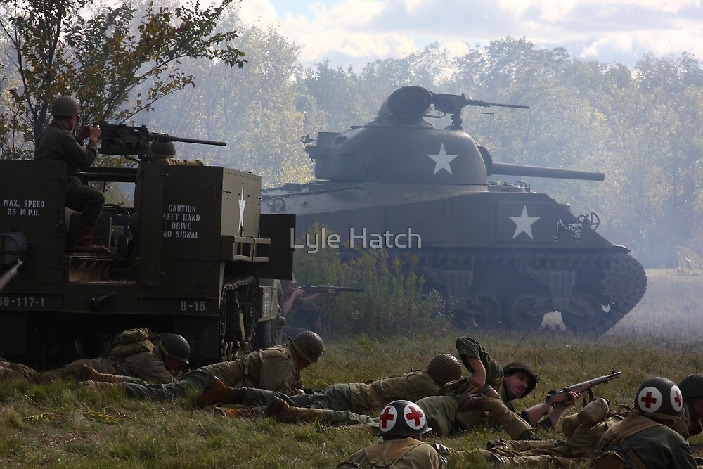 Fog of War by Lyle Hatch